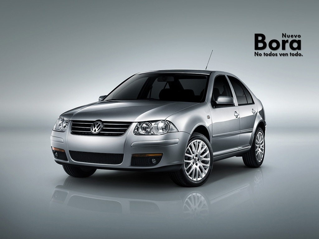 2008  Test Triple Vw Bora  1 8t  2 0 Tiptronic Y Tdi