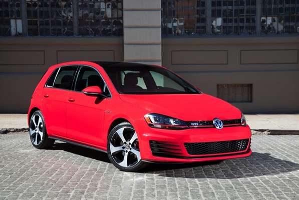 TEST VW GOLF GTI.