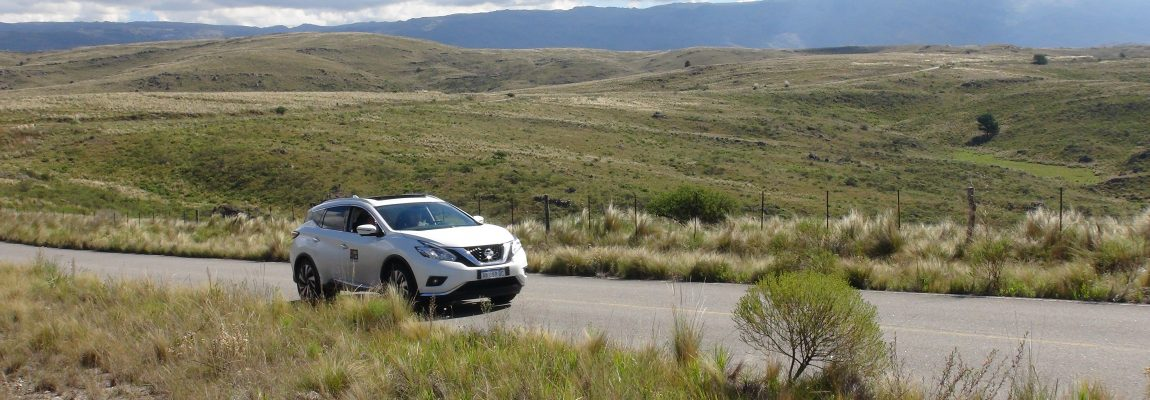 TEST NISSAN MURANO EXCLUSIVE V6.