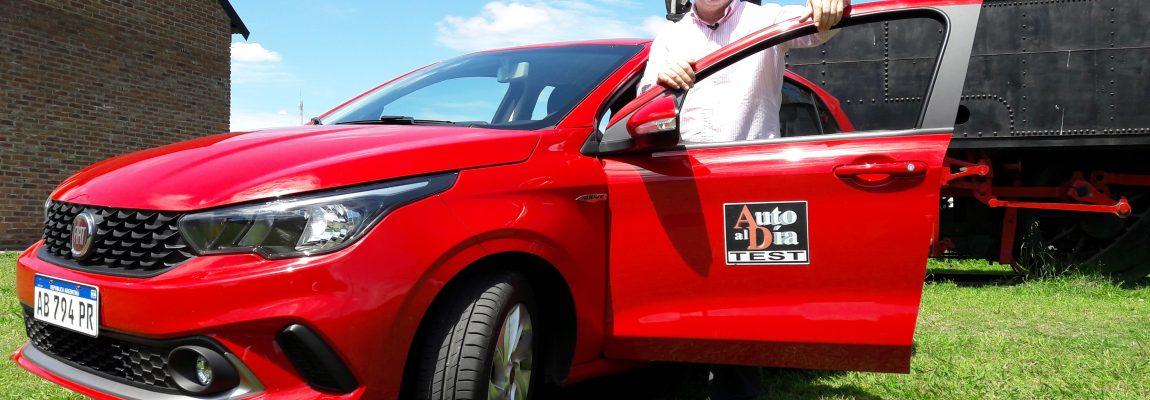 TEST FIAT ARGO 1.3 DRIVE.