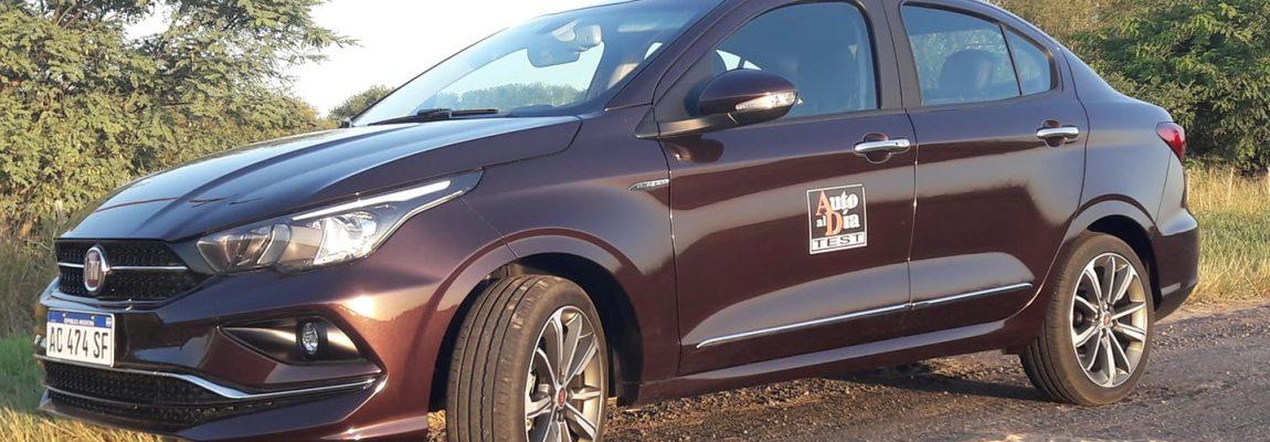 TEST: FIAT CRONOS PRECISION 1.8 PACK PREMIUM.