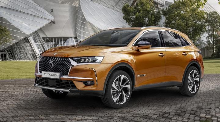 TEST: DS 7 CROSSBACK BE CHIC 1.6 THP.