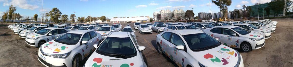 Toyota sponsor de los juegos olímpicos de la juventud Buenos Aires 2018