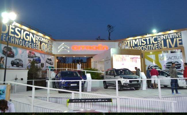 ADR N°15. (31/12/18) VACACIONES EN AUTO. STANDS EN LA COSTA.