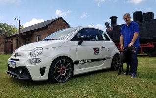 TEST ABARTH 595 TURISMO.