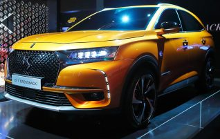 TEST DS7 CROSSBACK GRAND CHIC 2.0 HDi.