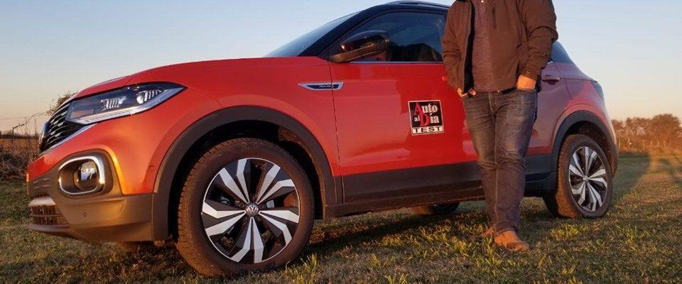 VW T-CROSS HIGHLINE HERO. TEST.