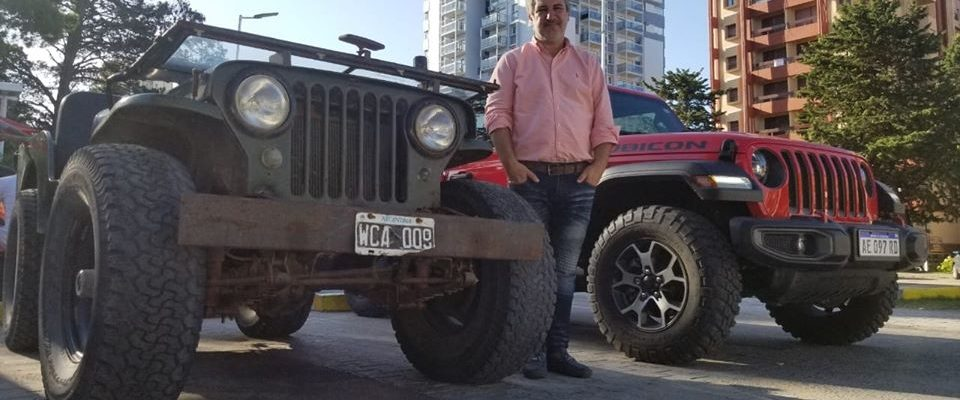 TEST JEEP WRANGLER RUBICON UNLIMITED JL.