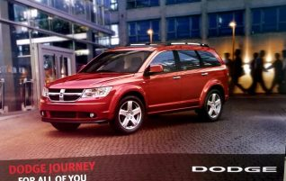 DODGE JOURNEY R/T V6 2.7 (2009) Y R/T V6 3.6 AWD (2013) TEST DOBLE DE AUTO AL DÍA.