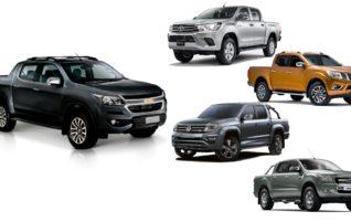 ESPECIAL PICK UPS: 5  DIRECTIVOS RESPONDEN: TOYOTA, VW, FORD, GM Y NISSAN. AUTO AL DÍA (25.7.20)