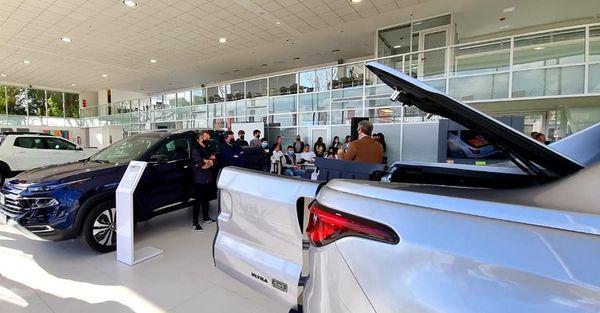 FIAT TORO 2022: LES MOSTRAMOS LA NUEVA GAMA. AUTO AL DÍA (12.10.2021)